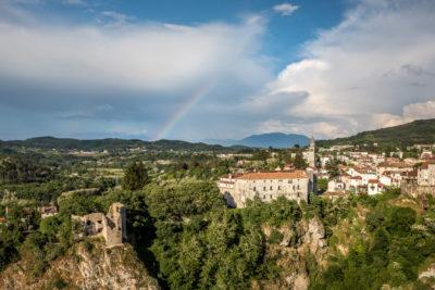 Foto: Pazin panorama, izvor: Turistička zajednica središnje Istre