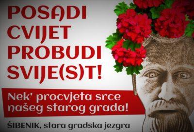 Najcvjetniji šibenski događaj – Posadi cvijet, probudi svije(s)t!: Ajmo sadit Šibenčani…