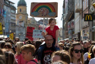 Foto: Mirko Žorž, izvor: neformalna inicijativa Građanke i građani Rijeke