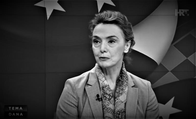Nova tajnica Vijeća Europe (foto printscreen HRT/Tris)
