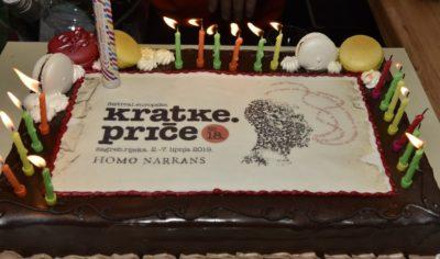 Torta FEKP (foto Facebook)