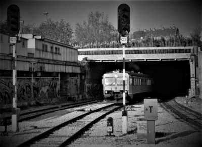 Ulaz u splitski 'metro' na rivi (foto TRIS/G. Šimac)