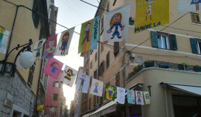Grad je pozornica s 400 zastava: Počinje šibenski Međunarodni dječji festival