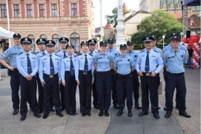 Kinesko-hrvatska policija (foto MUP)
