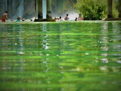 Ljeto na Krki (foto TRIS/G. Šimac