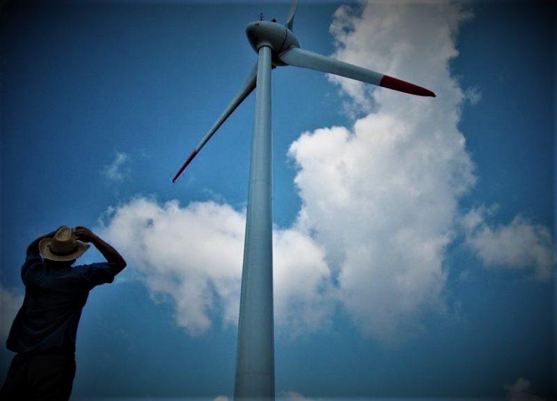ILustracija: vjetrenjača (foto TRIS/G. Šimac)