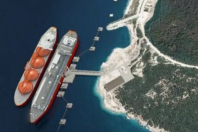 Sporni projekt: Europska komisija odobrila Hrvatskoj državne potpore za LNG terminal na Krku