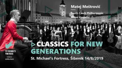 Tvrđava sv. Mihovila: Veseli Matej Meštrović i zabavna Južnočeška filharmonija