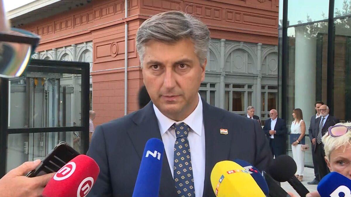 Plenković izgubio živce i izvrijeđao sve: Možemo! ima nešto protiv ove Hrvatske, Lalić je plaćenik, televizijske kuće ( osim HRT-a) neobjektivne, neprofesionalne i ideološke…