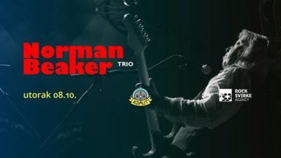 Jesenji blues u Azimutu: Stiže Norman Beaker – bijeli Freddy King