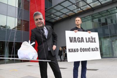 Zelena akcija o Izmjenama Uredbe o otpadu: Ministarstvo i Ćorić pljačkaju građane!