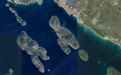 Prvićani se okupljaju jer smatraju da im je otok izbačen iz sustava odvodnje Srima-Vodice-Tribunj: Za plakati!