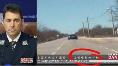 """Zamjenik glavnog ravnatelja policije Josip Ćelić premješten na drugo radno mjesto, """"po kazni""""…"""
