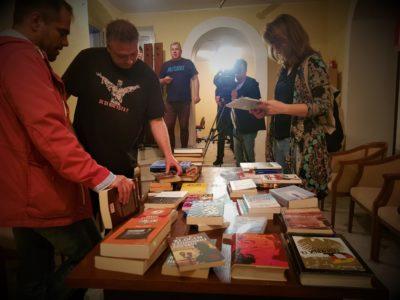S ranije 'Knjige na knjigu' foto TRIS