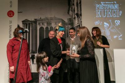 """25. Sa(n)jam knjige u Istri: """"Poštovani kukci i druge jezive priče"""" Maše Kolanović posjetitelji proglasili knjigom godine"""