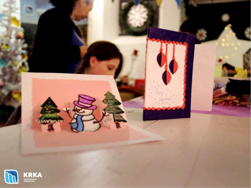 Božićna priča: Kreativne eko-radionice za najmlađe kao slatki začin prosincu