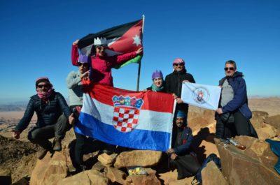 Jordanska avantura: Šest Mihovilaca na vrhu Jabal Umm ad Dami i druge pustinjske i mrtvomorske zgode