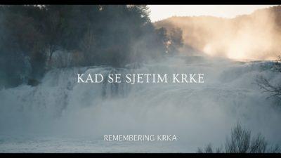 'Kad se sjetim Krke': Dokumentarni serijal o mlinovima, kovačijama, tkanju, kruhu i motikama