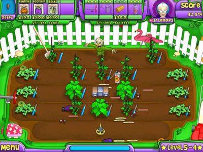 Ilustracija: digitalni vrt iz online igrice