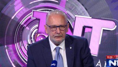 Božinović svih poziva na solidarnost u pandemiji i odricanje. A Crkvu?