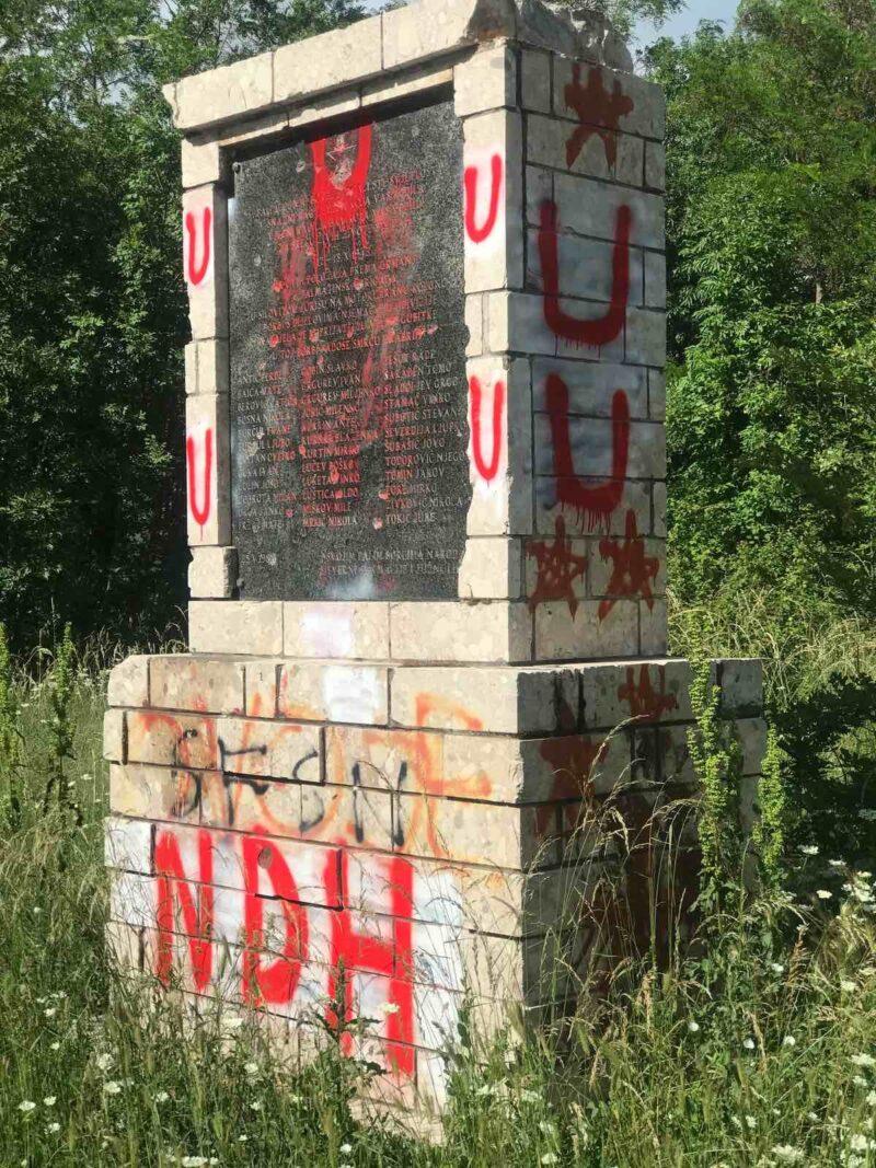 Spomenici hrvatskog bezumlja: Proustaško pljuvanje na palu mladost šibenskog i zadarskog kraja