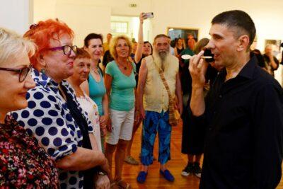 Pulski performance za prepričavanje: Antikorona Labrović