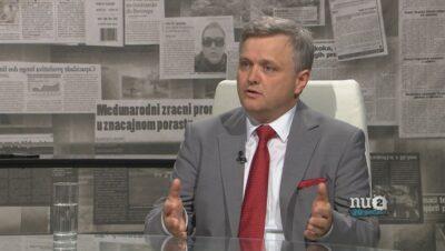 Zvonimir Mršić u HRT-ovoj emisiji Nu2: Cilj nam je da do kraja mandata mirovine budu 70 posto iznosa plaće