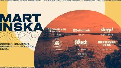 Druga sezona: Martinsku ovoga tjedna otvara Seasplash festival