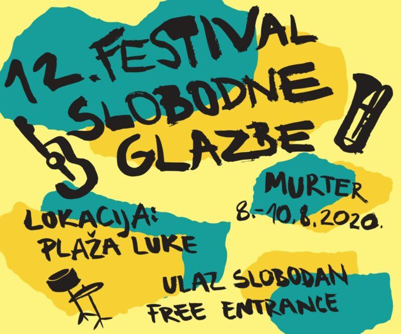 Vrsni murterski FSG: 12. Festival slobodne glazbe – slobodan i oprezan