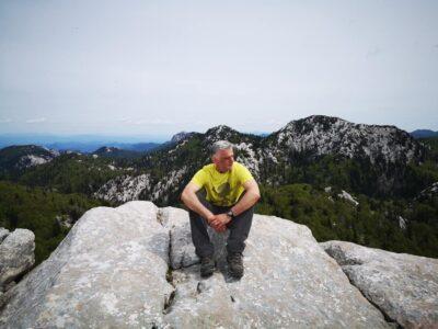 Foto: Što sam naučio na planini