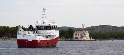 Foto: ISKRA brodogradilište Šibenik