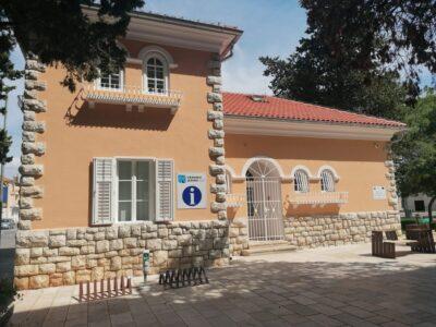 Centar u Biogradu