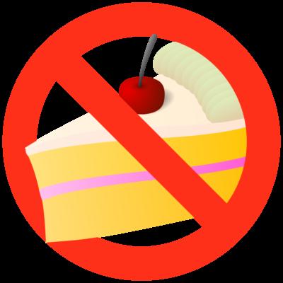 Zabranjene torte i kolači!