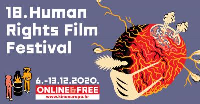18. Human Rights Film Festival: Sve će biti online i sve će biti besplatno