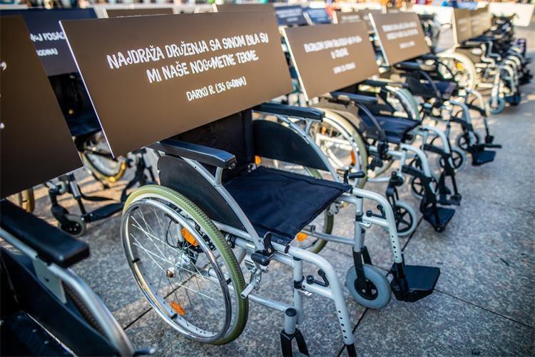 S Mupo-ove akcije na Trgu bana Jelačića u Zagrebu (foto MUP)