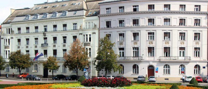 Raskošno sjedište HGK-a
