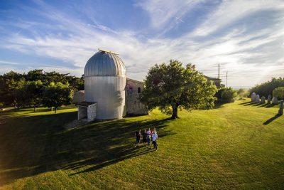 Foto: Astronomsko društvo Višnjan