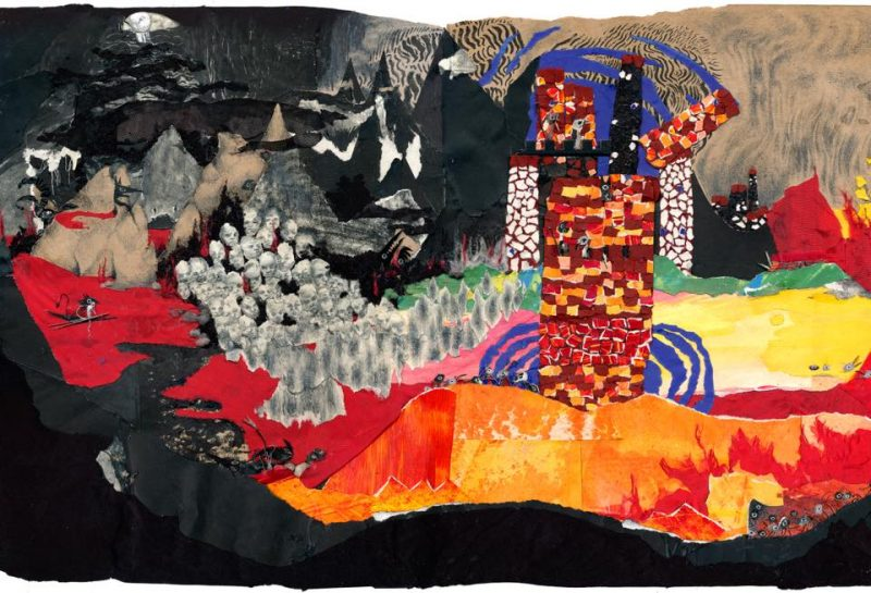 'Inferno': Devet krugova pakla od odbačenih materijala