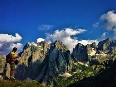 Prekrasne Prokletije u Crnoj Gori i Albaniji, dio Dinarida (foto TRIS/G. Šimac)