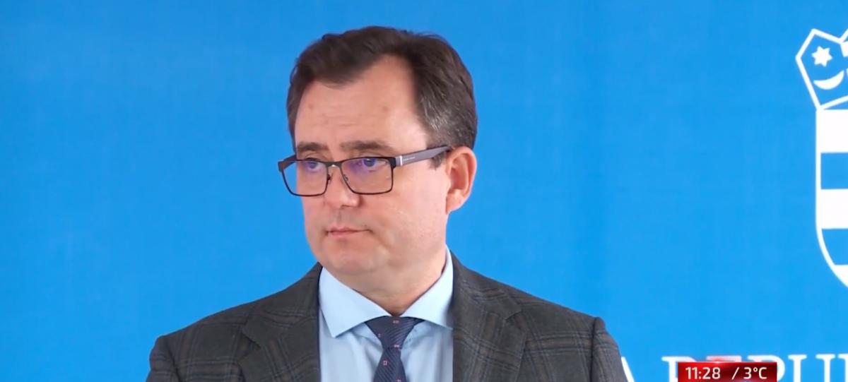 Damir Vanđelić, ravnatelj Fonda za obnovu: Tko želi preživjeti u politici ne bi smio zaboraviti takvu stvar kao što je potres!