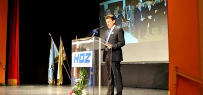 Luka Burilović 2013.g. (foto HDZ)