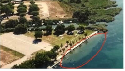 Skradin: Peticija protiv gradnje pristaništa na gradskoj plaži