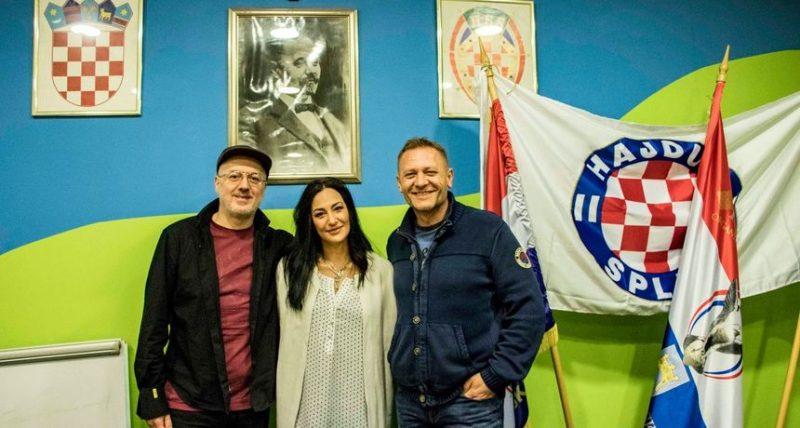Siniša Vuco, novi čelnik splitskog HSS-a (lijevo) foto Facebook