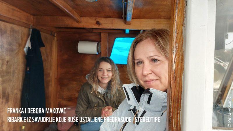 Uz Dan žena: To nije muški posao – tri priče o ženama u ribarstvu (VIDEO)