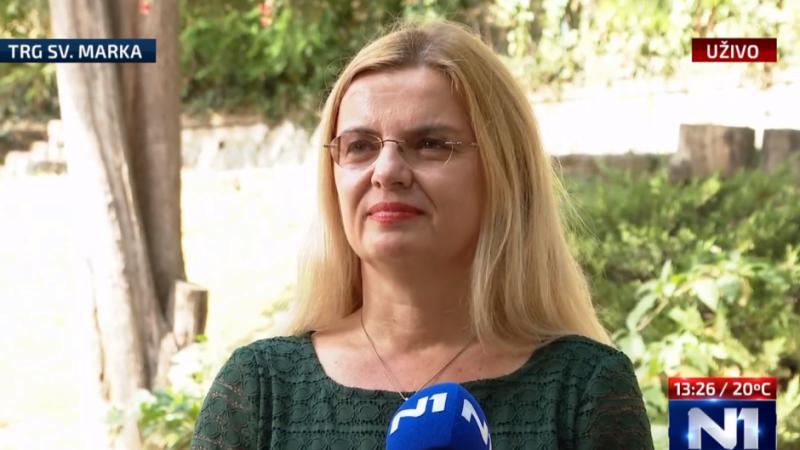 Hrvatski sabor: Zlata Đurđević nije izabrana za predsjednicu Vrhovnog suda