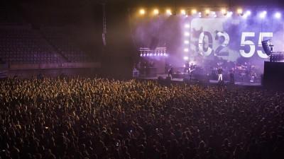 Koncert u Barceloni (foto Twitter)