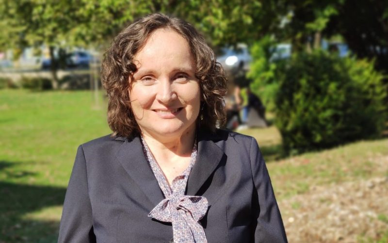 Pravobraniteljica za osobe s invaliditetom Anka Slonjšak