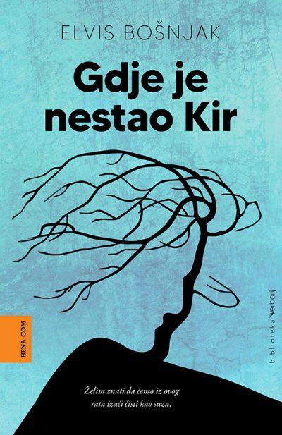 'Gdje je nestao Kir', roman Elvisa Bošnjaka o Josipu Reihl-Kiru: Nadam se da će steći mjesto na nekoj našoj top-listi heroja…