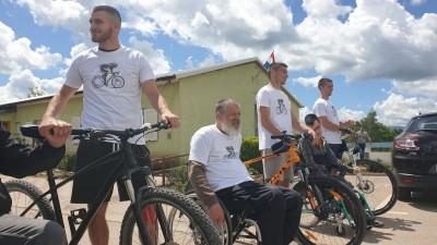 Humanitarna avantura: Tisuću kilometara pedaliranja za kninsku Udrugu Sv. Bartolomej