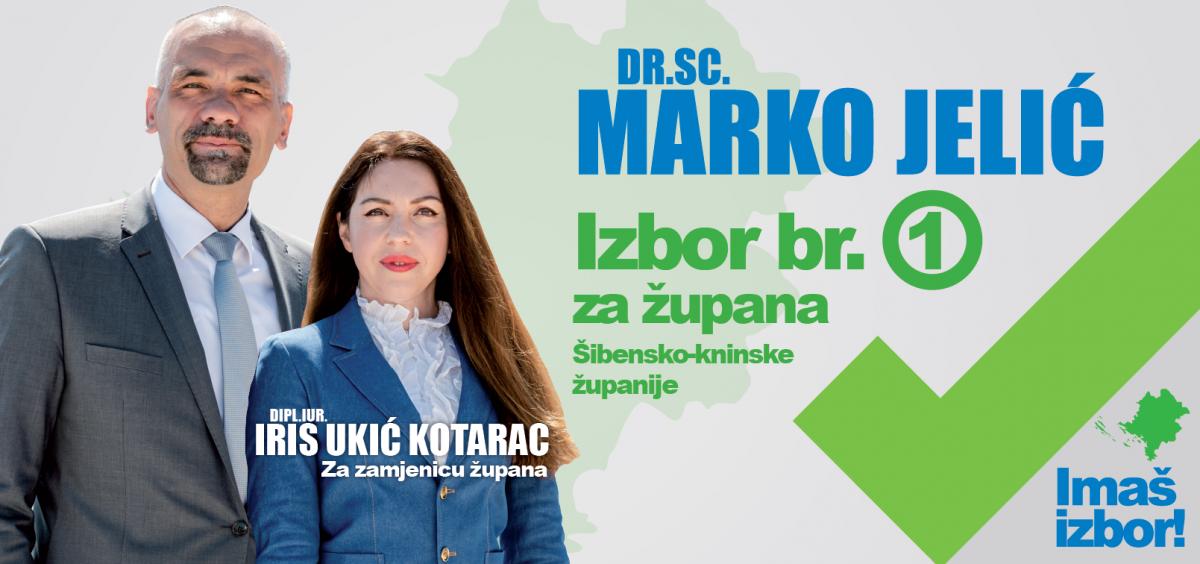 Žestoka bitka u Šibensko-kninskoj županiji: Jelić najavio županiju jednakih ljudi, Pauk suparniku poručio da mu neće dozvoliti da kemija u zgradi županije…( ?! )